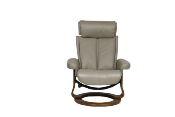 leather reclining chair ergonomic design