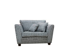 chair fabric 1.5 seater