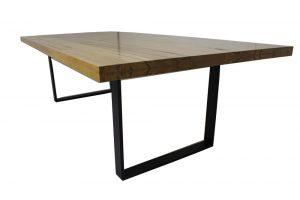 dining table hardwood messmate