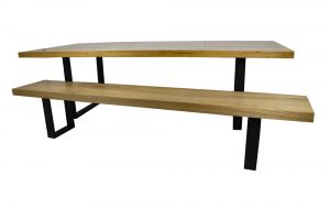 dining table hardwood messmate