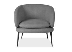 grey charles designer chair
