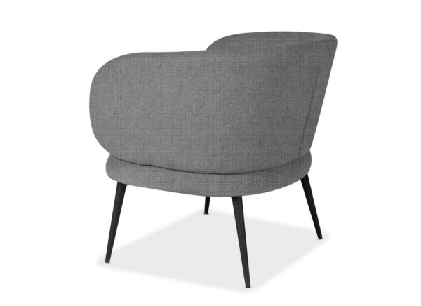 grey charles designer chair