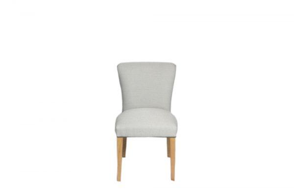 dining chair fabric grey