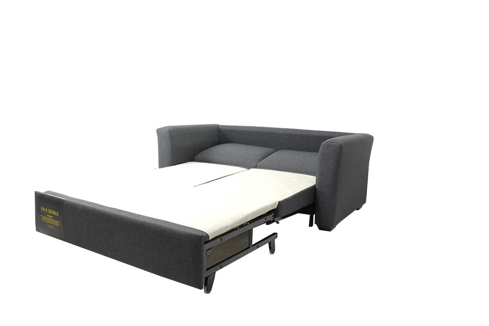 sofa bed fabric double glide out bed
