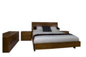 blackwood 4 piece suite lo line dresser and foot end