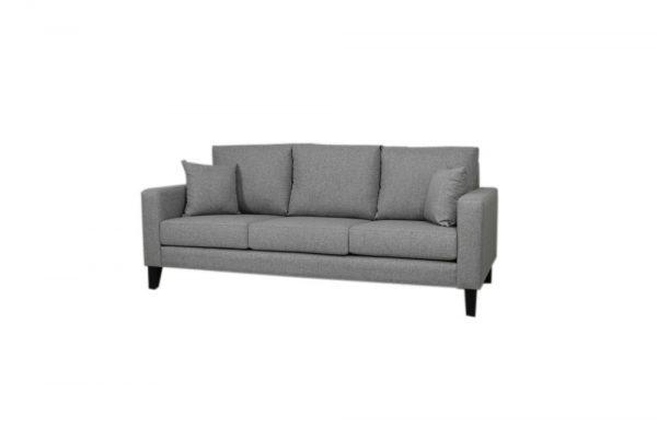 fabric sofa 3 seats