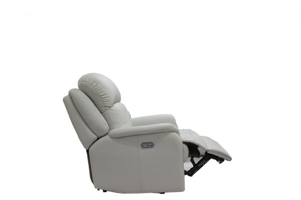 semi reclined
