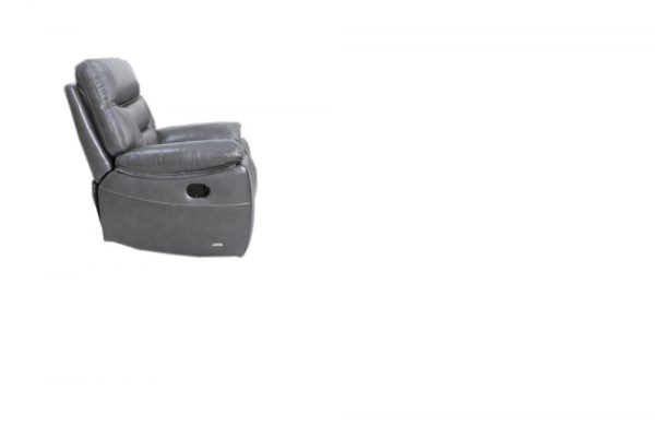 leather reclining chair hayle