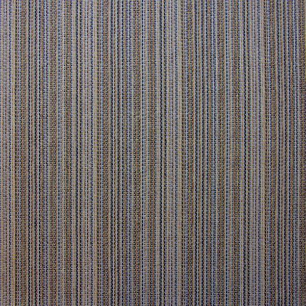 fine stripe multi colour fabric